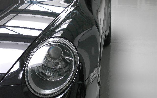 Porsche Lackaufbereitung