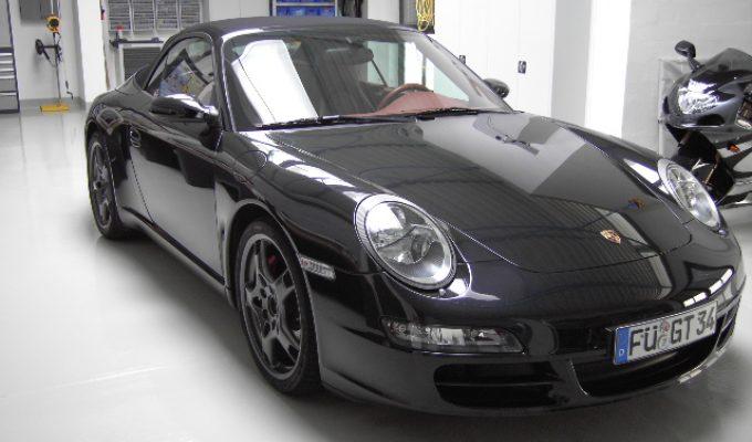 Porsche Aufbereitung
