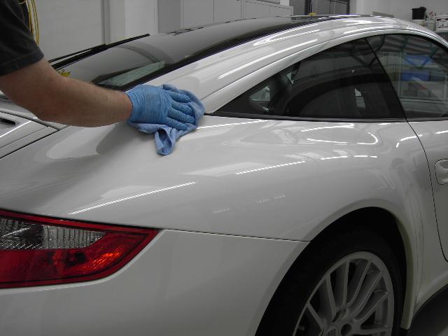 Porsche Autoaufbereitung Nürnberg