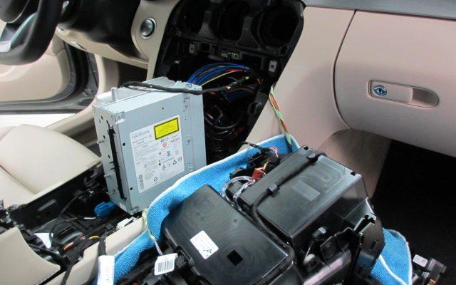 Radio ausbau Nachrüsten Modul TV Free Mercedes Benz Pflege