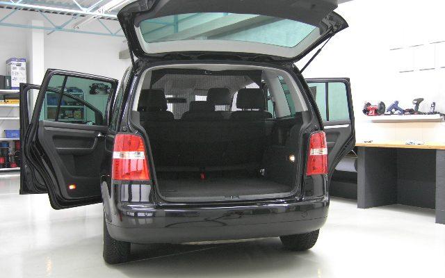 VW Innenraumreinigung Polsterreinigung Ozon
