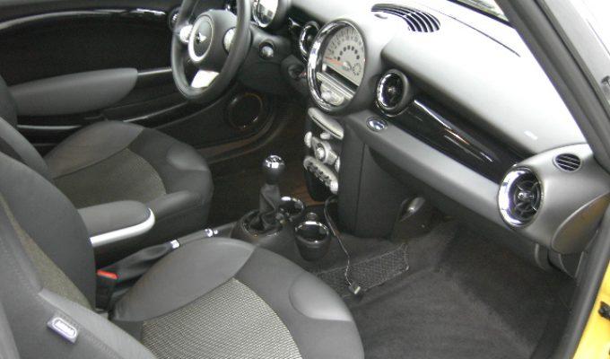 Mini BMW Inneraumreinig Leasingrückgabe Pflege Winterfit